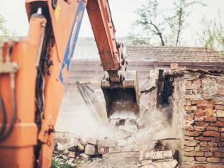 demolition services in Santee, CA